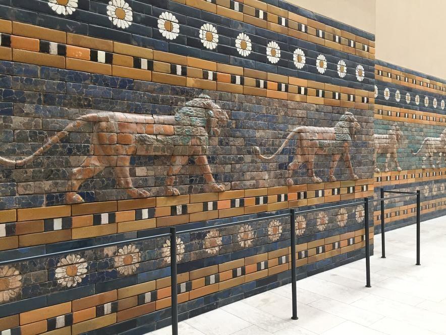 Photos At Museum Fur Islamische Kunst Im Pergamonmuseum Museumsinsel Berlin Ancient Mesopotamia Ancient Ruins Museum Art Gallery