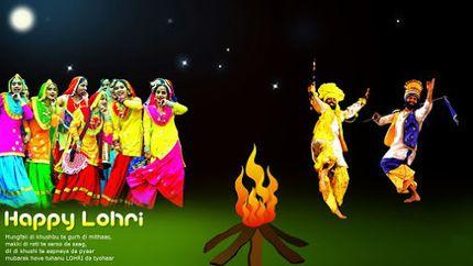 wish you a very Happy Lohri http://dailyjankari.com ...