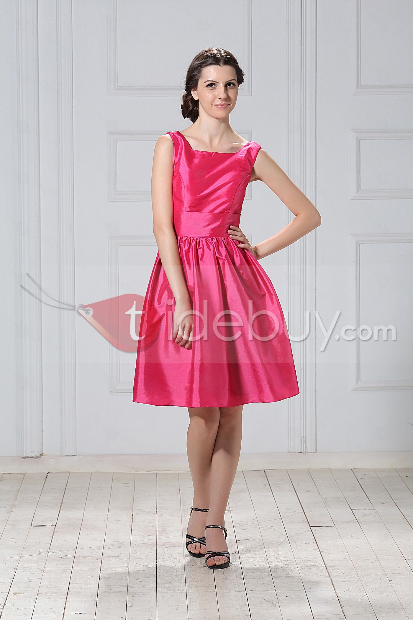 Encantador Dessy Vestidos De Dama De Londres Inspiración - Colección ...