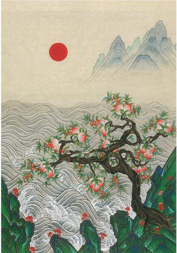 Traditional Korean Art in 2020 | Korean art, Korean ...