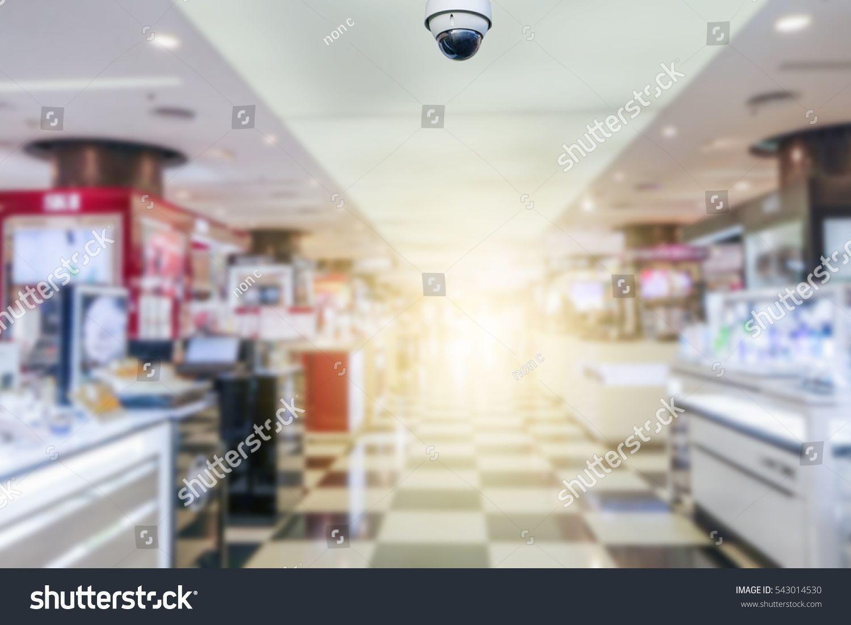Closed Circuit Television Security Cctv Camera Or Surveillance