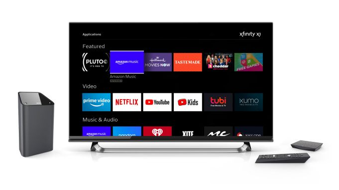 Amazon Music Sets First PayTV Deal With Comcast Xfinity