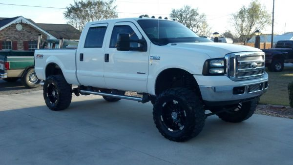 Camo Ford F250 Lifted Pickup Truck 06 F250 4x4 Lariat Must Sell Louisiana Sportsman Pickup Trucks Trucks Pickup Trucks For Sale