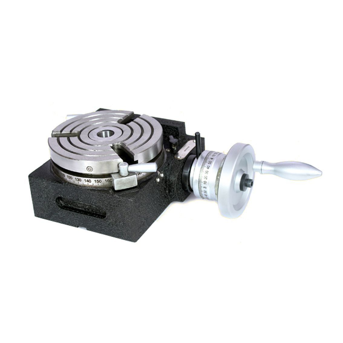 ROTARY TABLE HV4 {High Precision and Smooth Rotation of Hand wheel.}