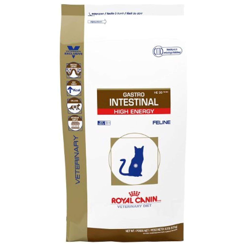 Royal Canin Veterinary Diet Feline Gastrointestinal High Energy He