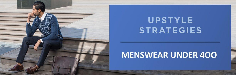 Menswear Under 400