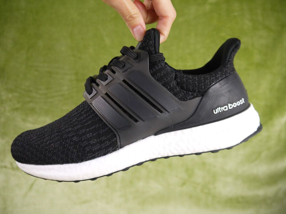 Adidas Ultra Boost 3.0 Core Black White