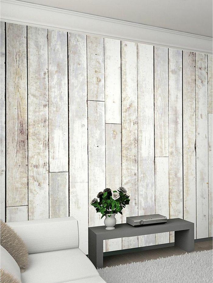 Wandpaneele Wohnzimmer | 63 Wandpaneele Holz Die Den Raum Ganz Individuell Erscheinen Lassen