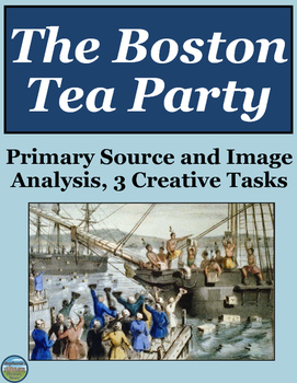 why did the boston tea party happen