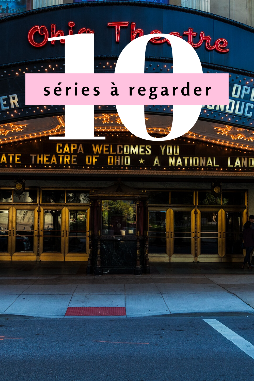 10 séries à regarder en 2020 (avec images) | Idée film, Netflix, Cinéma