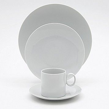 Thomas for Rosenthal  Loft  Dinnerware | Bloomingdaleu0027s What we actually chose & Thomas for Rosenthal