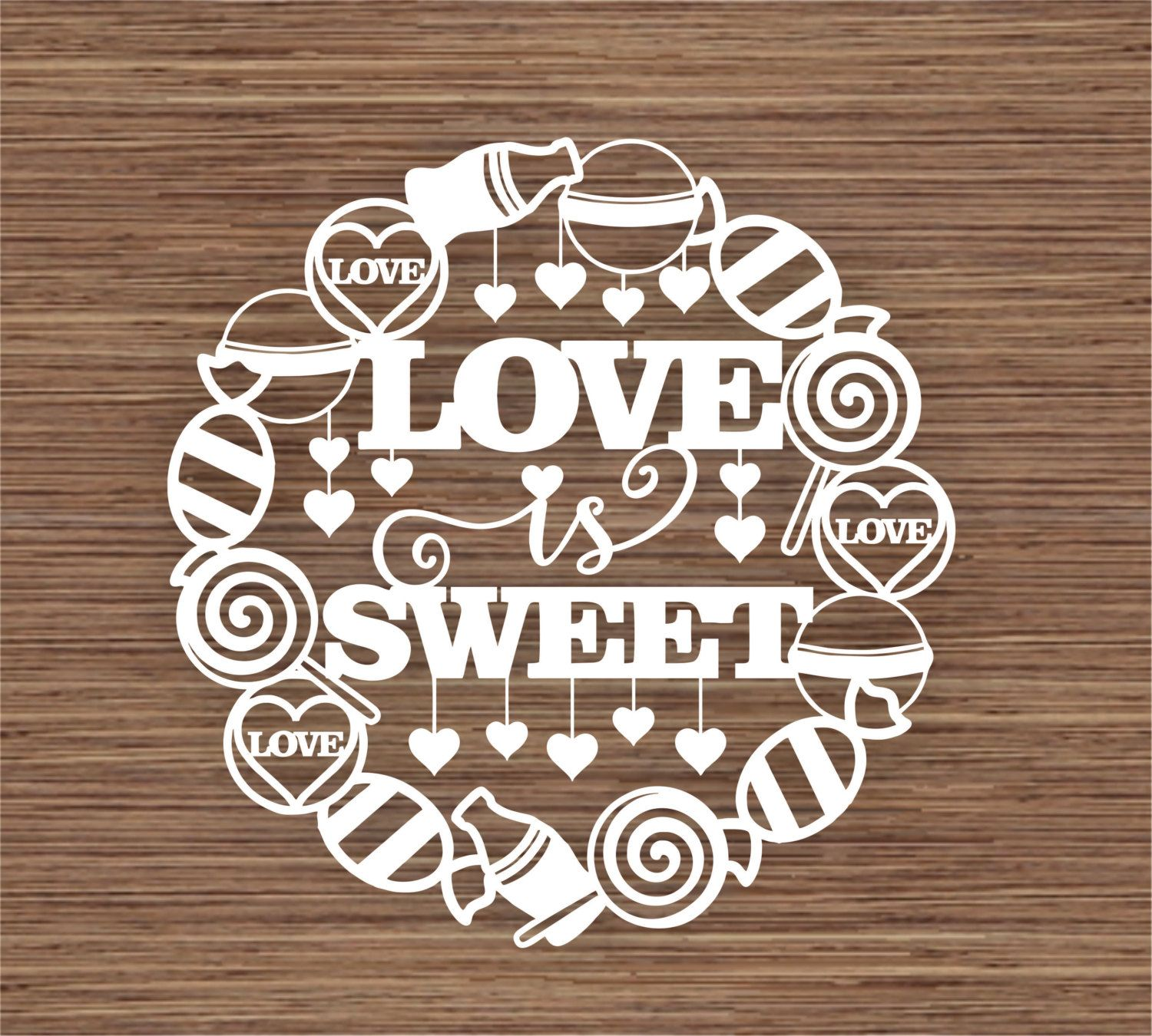 home sweet home pdf svg commercial use instant download papercut