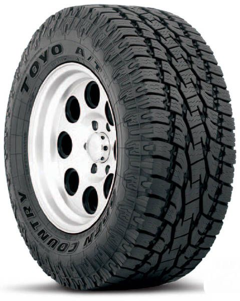 4 New Toyo 265 70 R17 Open Country At Ii Tires All Terrain Tyres Truck Tyres Tire
