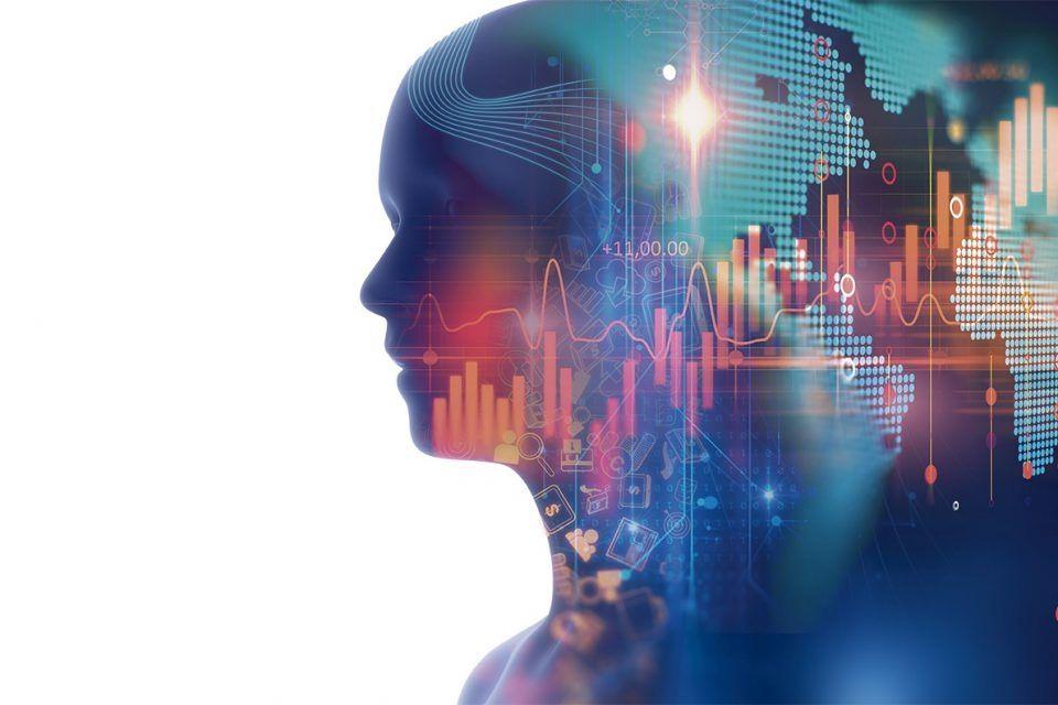 Aprovechar La Revolucion De La Ia En La Analitica De Datos Http Www Charlesmilander Com News 20 Double Exposure Technology Background Artificial Intelligence