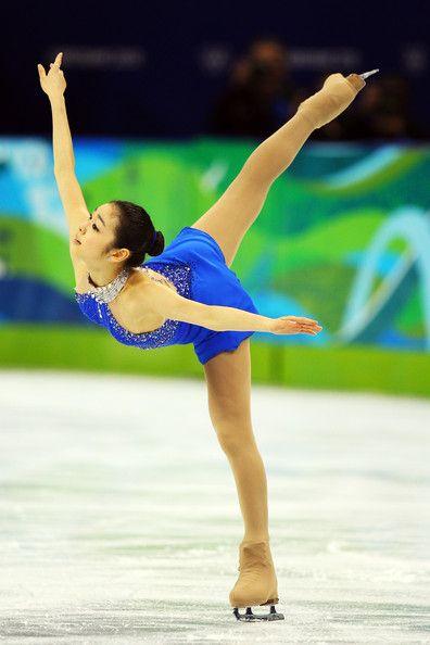 Kim Yu-Na Photo - Figure Skating - Day 14