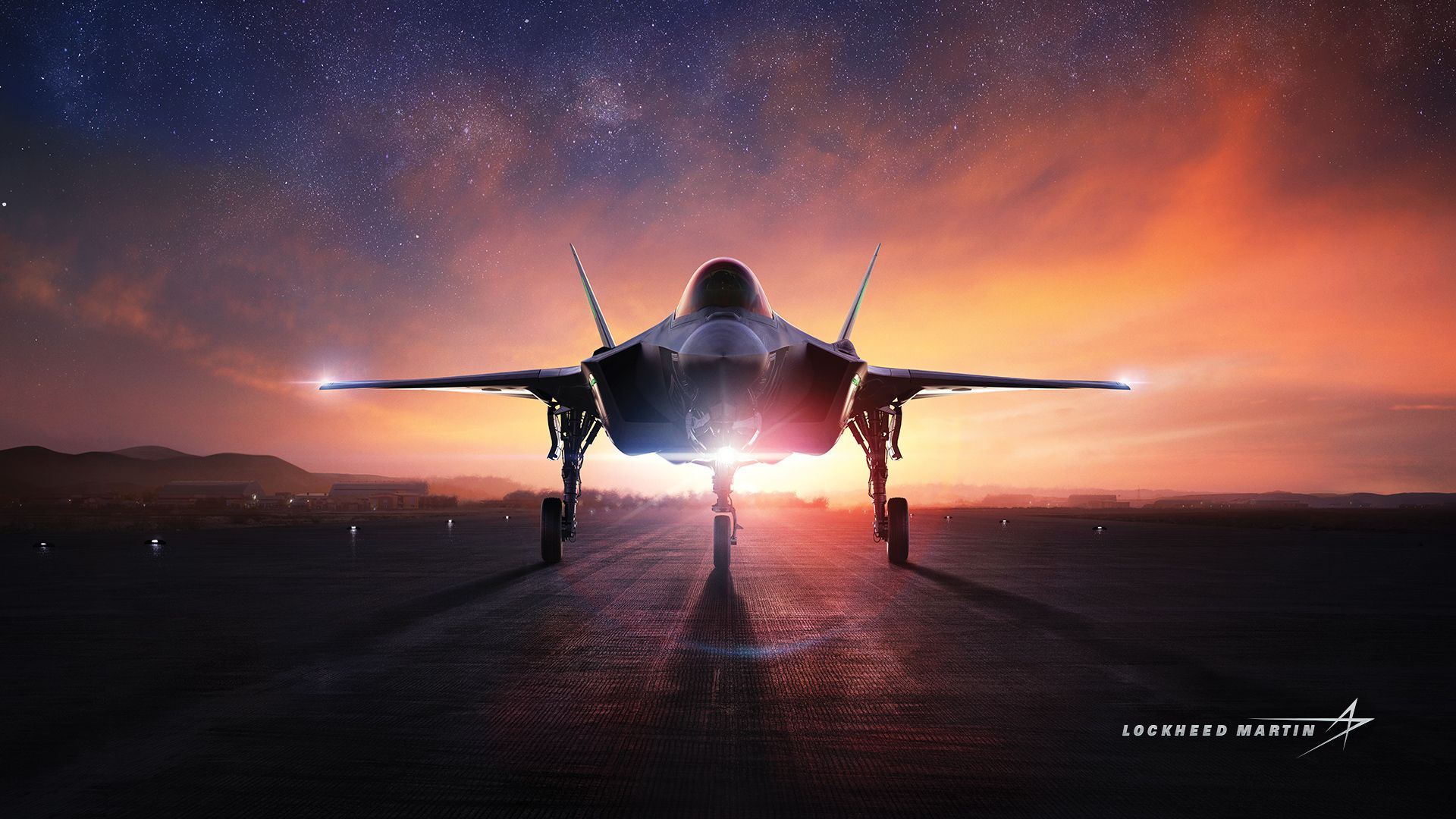 Carrier Girl Wallpaper F 35 Sunset Planes Fighter Jets Military Jets Aircraft