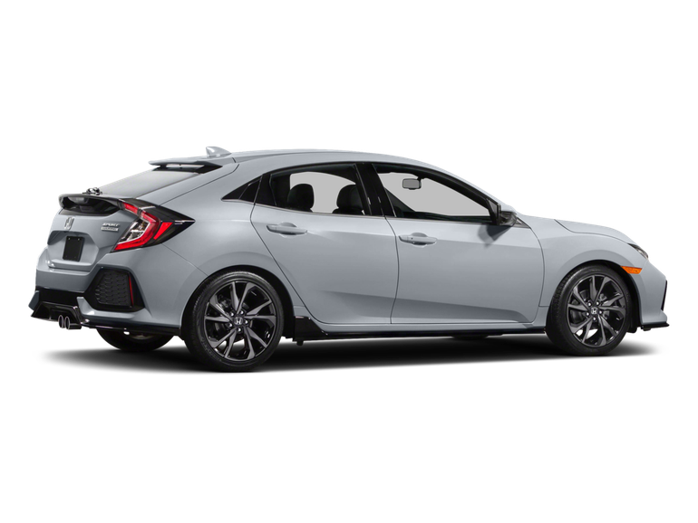 2017 Honda Civic Hatchback Sport Touring CVT Specs (With