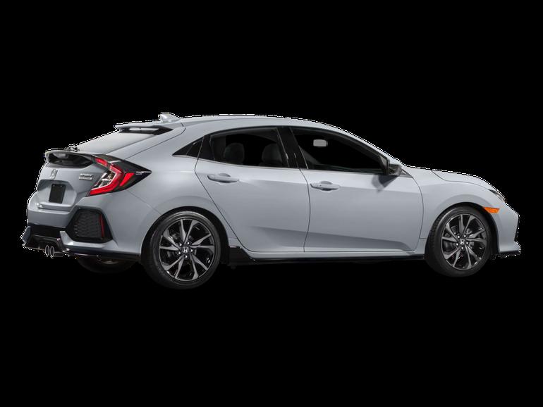 2017 Honda Civic Hatchback Sport Touring CVT Specs