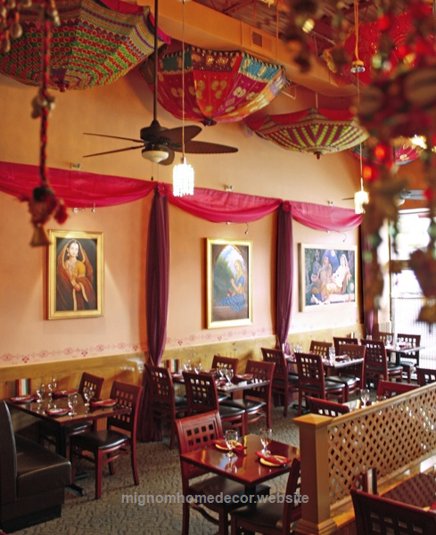 Ns Studios Designed The Interiors For My Favorite Indian Restaurant Cafe Spice Indian Interior Design Restaurant Indian Indian Interiors