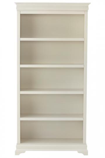 Louis Philippe 36 W Bookcase 5 Shelf Tall Homedecorators