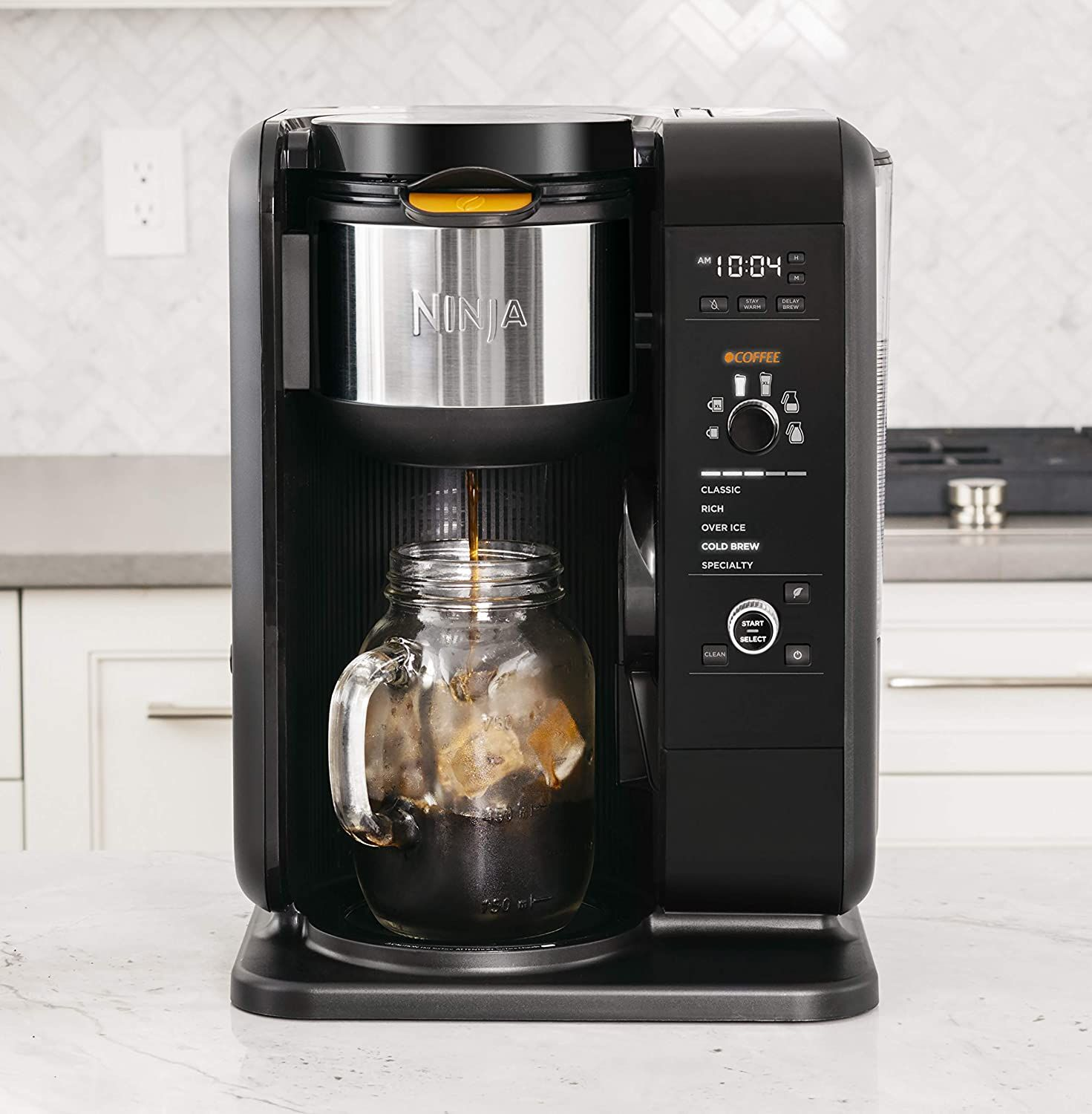 Ninja hot and cold brewed system 17999 in 2020 coffee