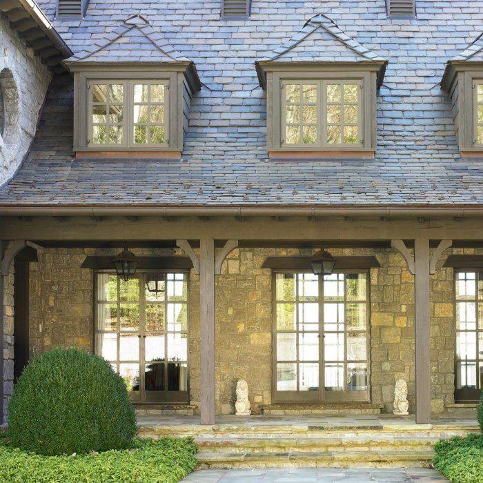 Slate Roof. Mansard Roof Remodel The Virtual Builder