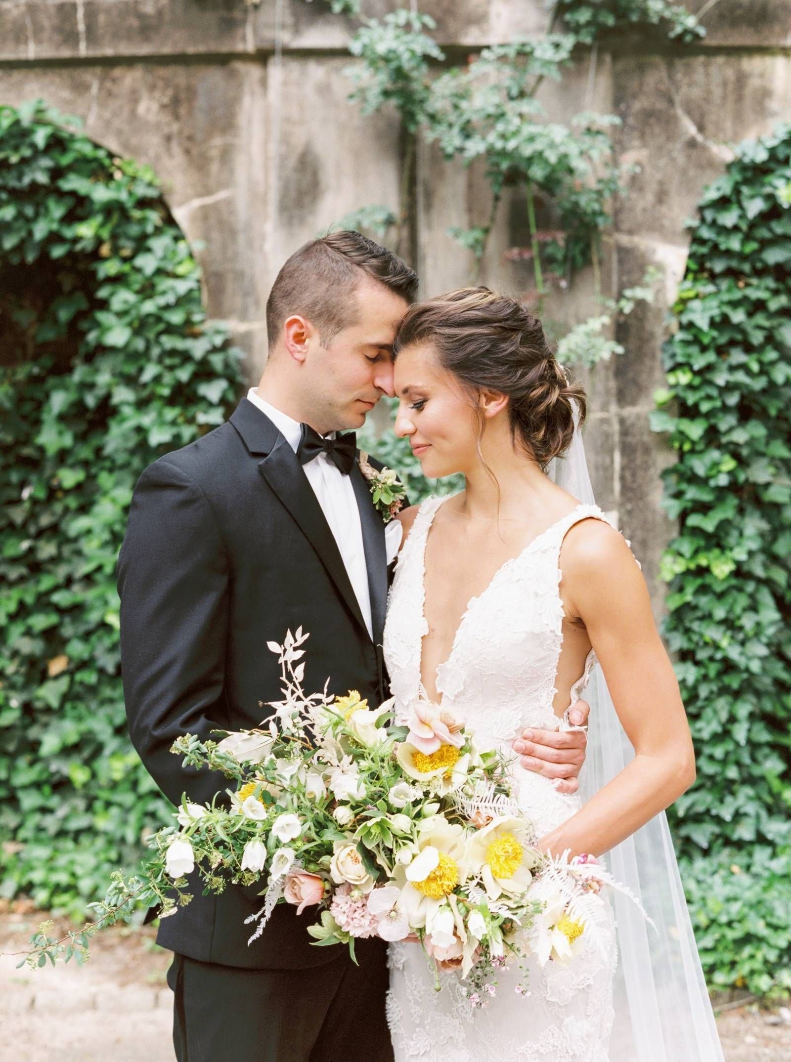 Old world romance wedding inspiration at atlantas swan