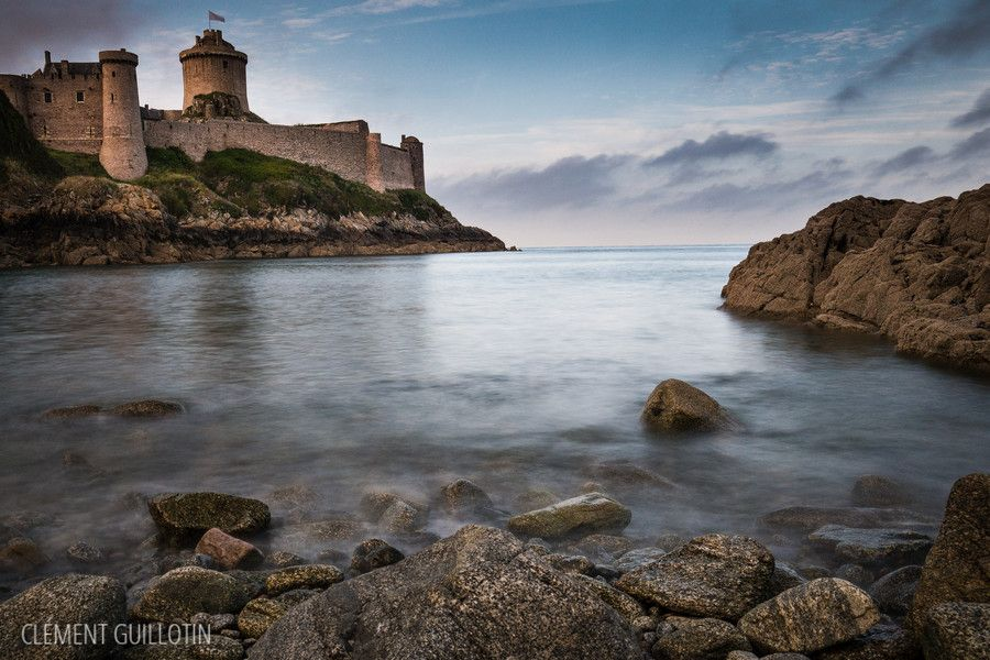 Fort-la-latte by Clement Guillotin on 500px