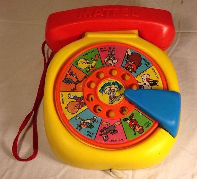 Vintage Mattel Toy 106