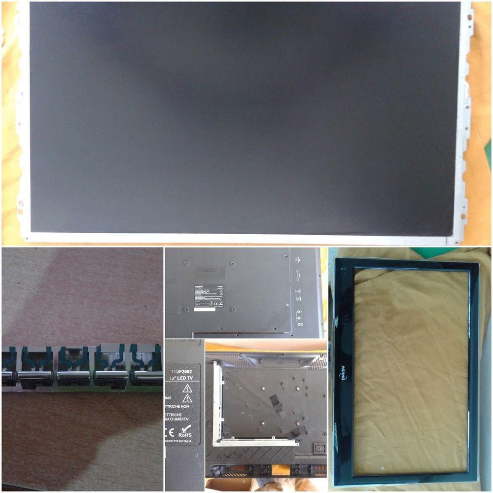 tv asano 19df2002 pezzi di ricambio,led,hdmi,display,flate
