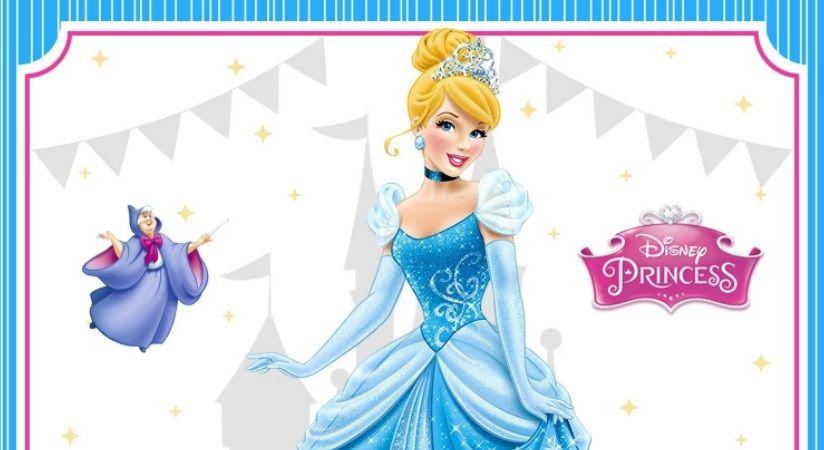Invitacion Cumpleanos De La Cenicienta 2021 Gratis Invitaciones De Cumpleanos Princesas Disney Cumpleanos Cenicienta