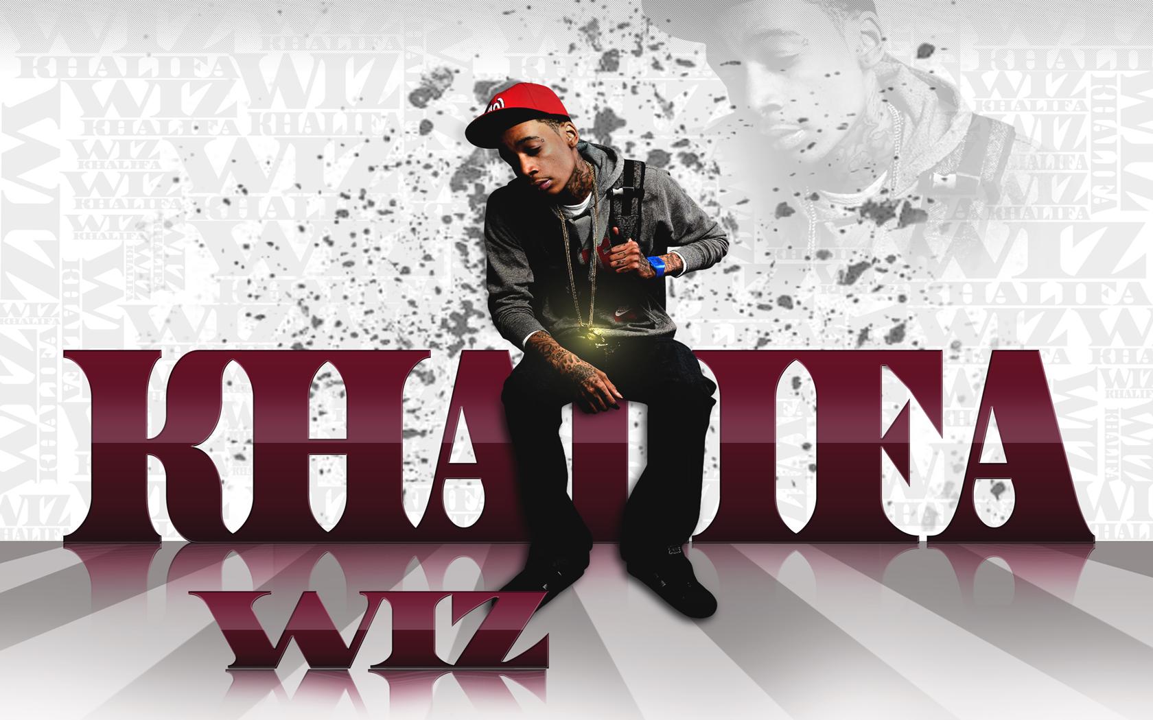 Wiz Khalifa 1680x1050 The Wiz Wiz Khalifa Nba Legends