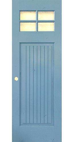 カントリーカラー塗装ドア 2507 ダブブルー 株式会社ナガイ 塗装