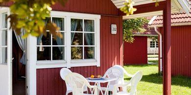 Der Camping- und Ferienpark Baltic  Markgrafenheide Ostsee