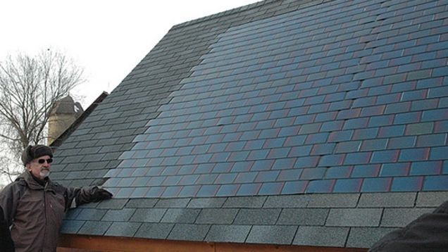 Dow Powerhouse Solar Shingles Could Finally Have You Hugging Trees With Images Solar Panel Shingles Solar Shingles Solar Roof
