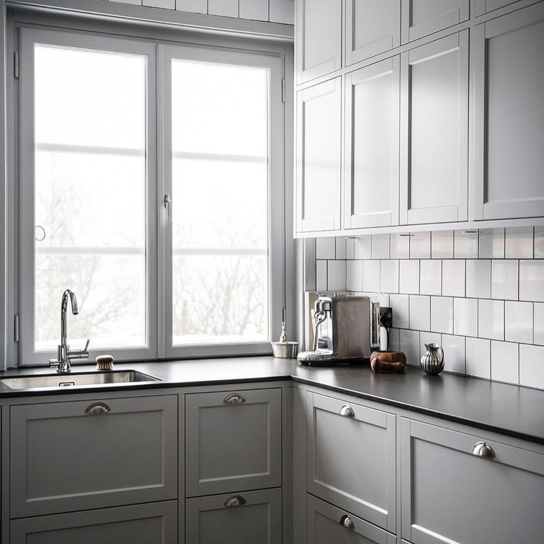 Simon Skold Pa Instagram Kitchen I 2019 Kitchen Cabinets