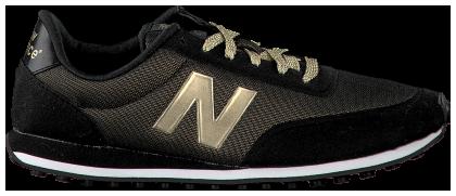 new balance zwarte sneakers dames