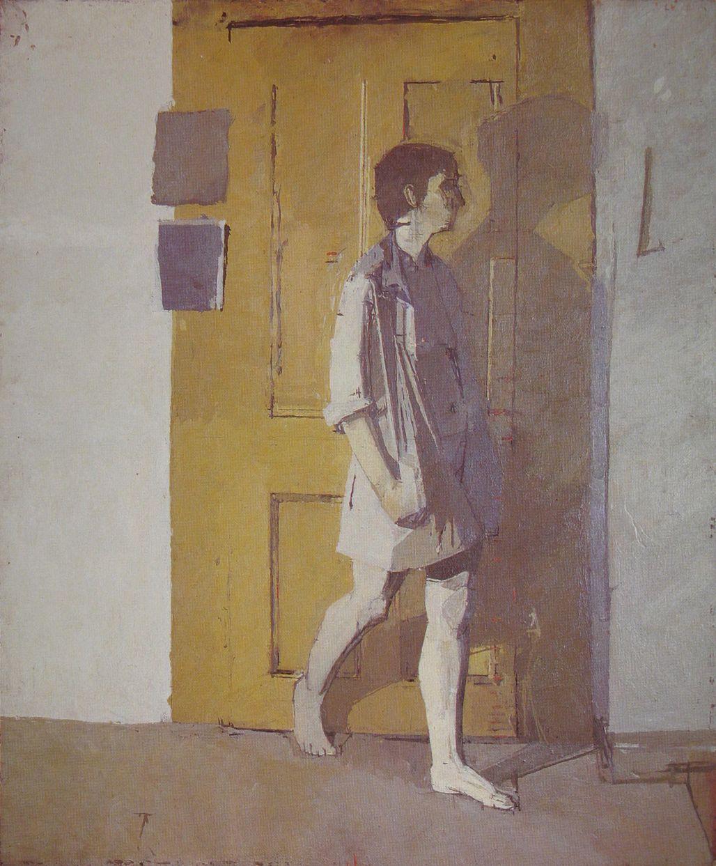 Euan Uglow Art Inspiration Portraits And Figurative
