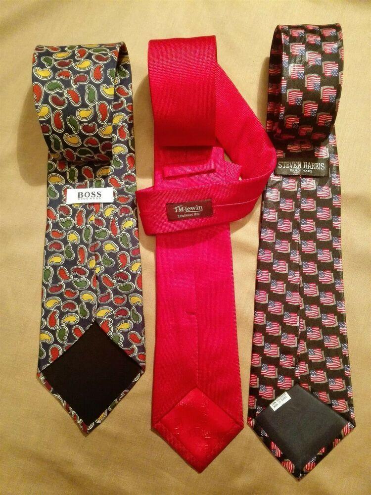 TM Lewin Tie