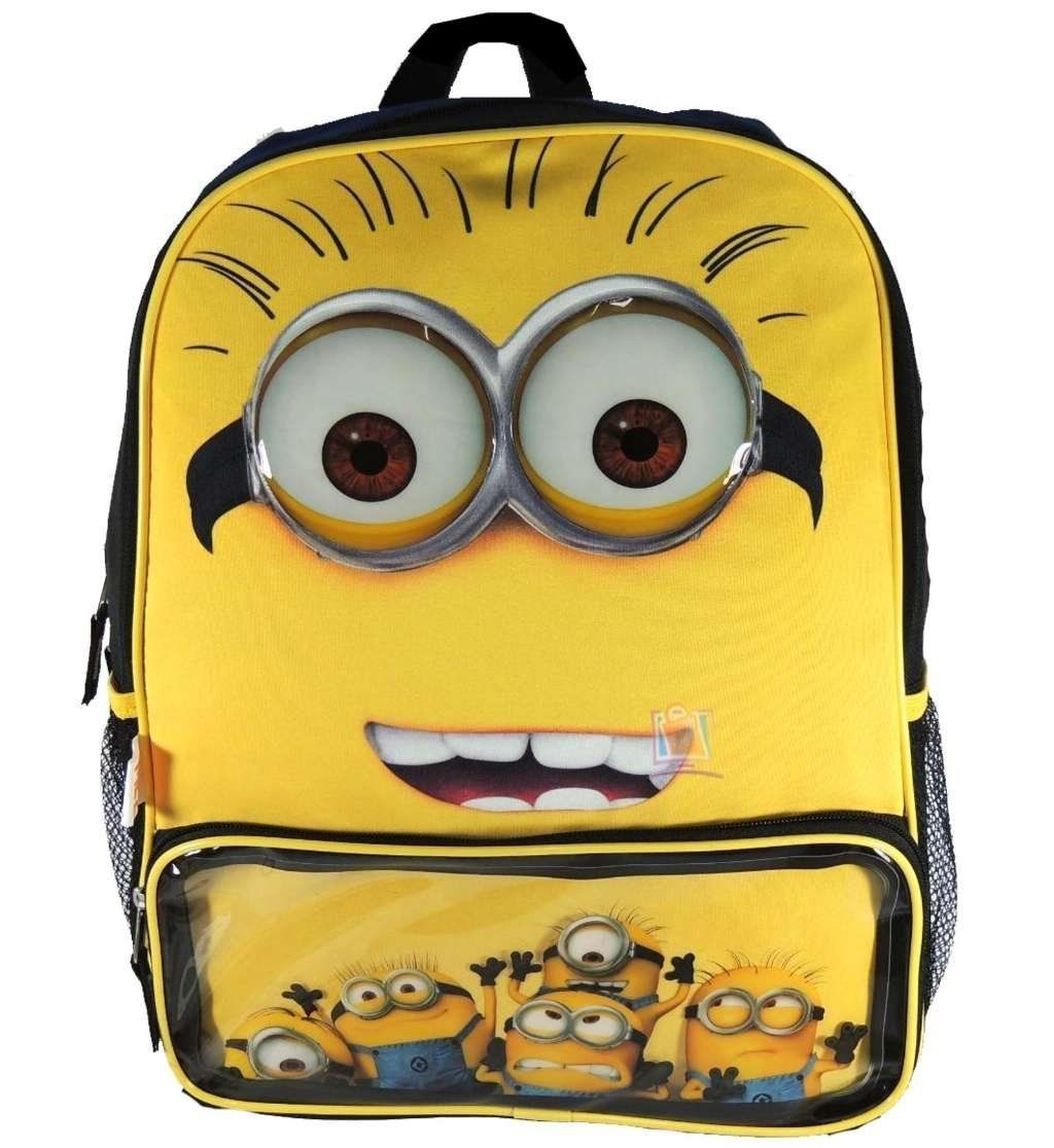 Despicable Me 2 Backpack     Hurry! Check out this great item   Hiking 26a2e8e1d7893