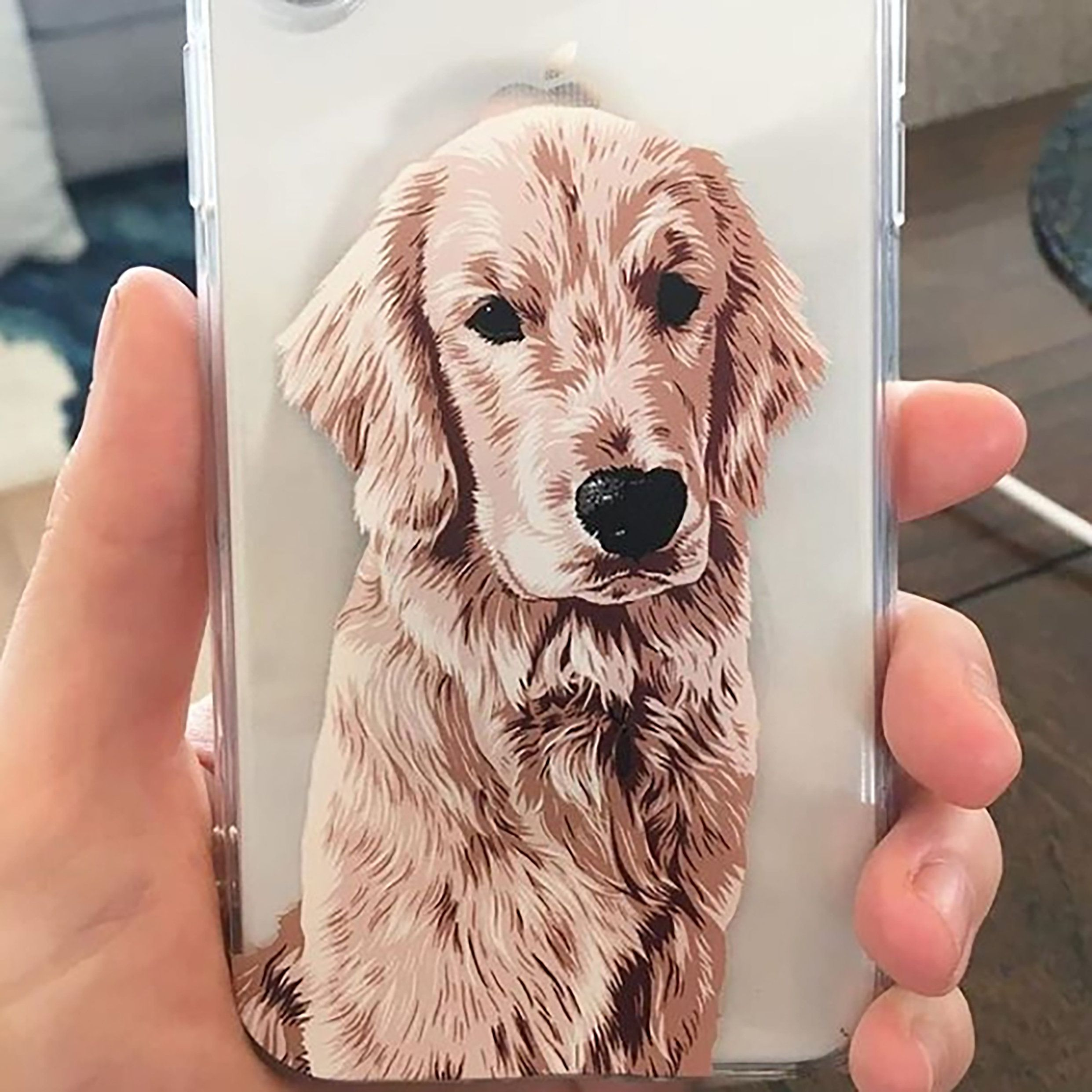Pin On Dog Lover Phone Cases