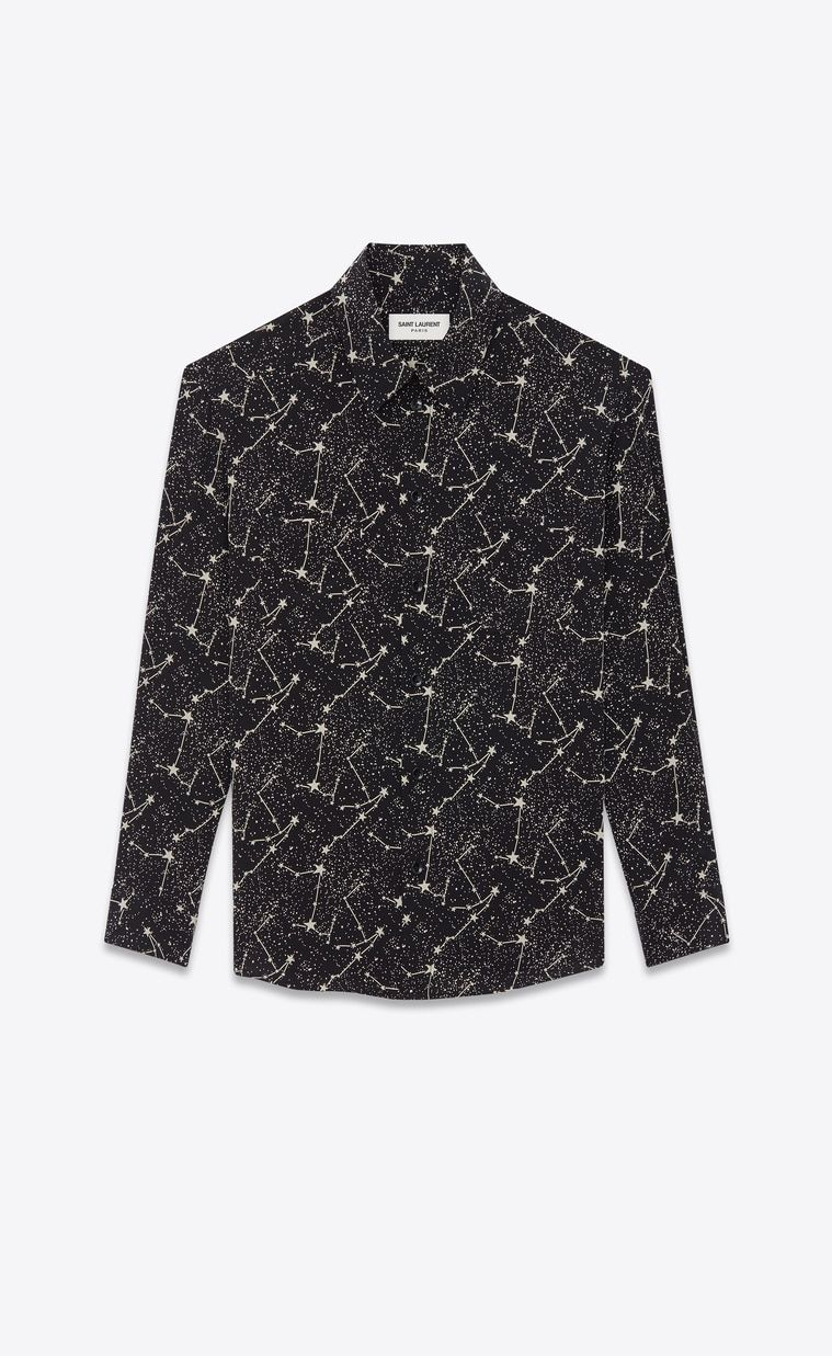 f0b7bac20e Canvas shirt with star constellation in 2019 | Fashion and ...