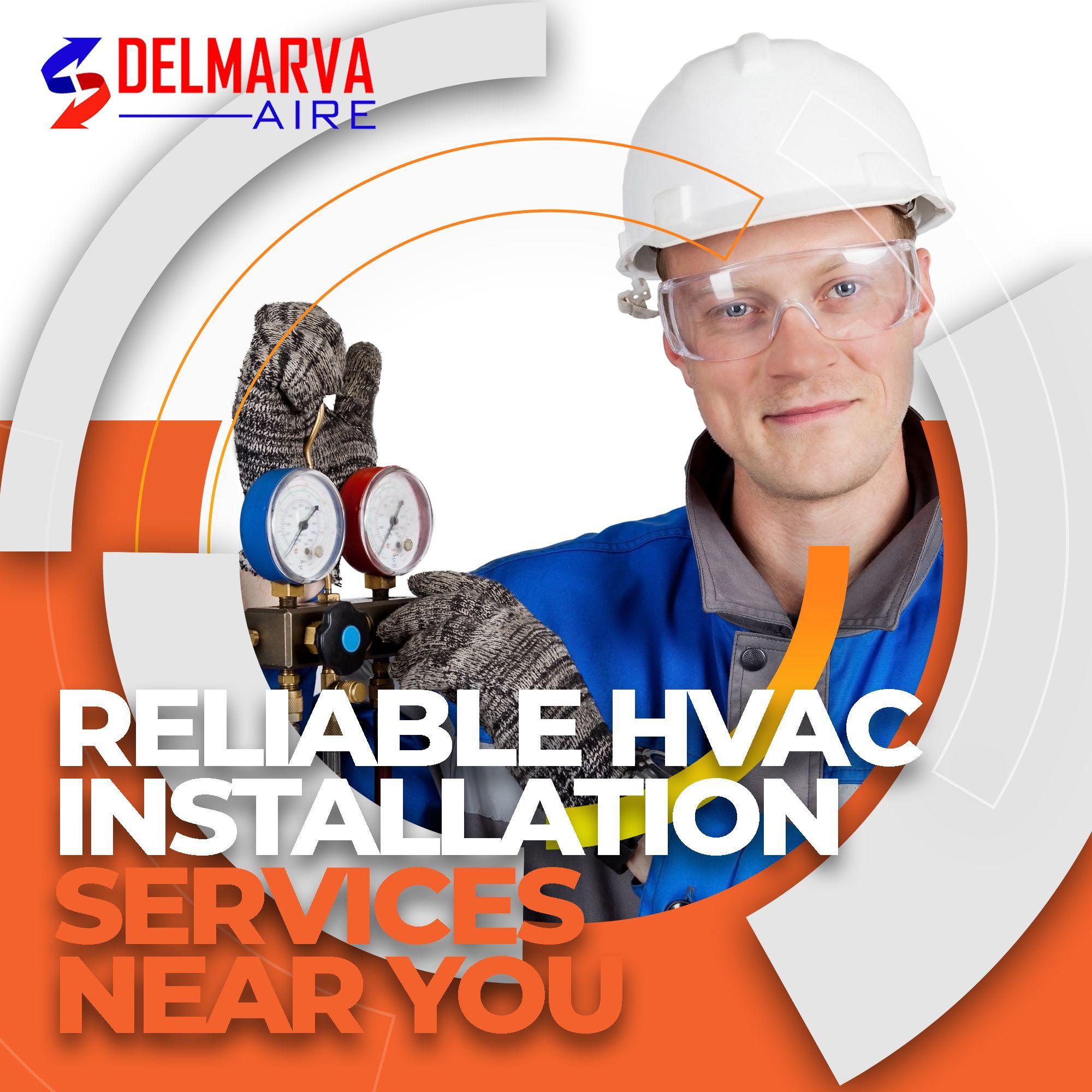 HVAC Installation Service in 2020 Heat installation