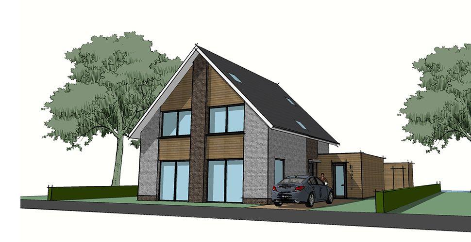 Laagbouw woning of hoogbouw woning? dit ontwerp is het beste te
