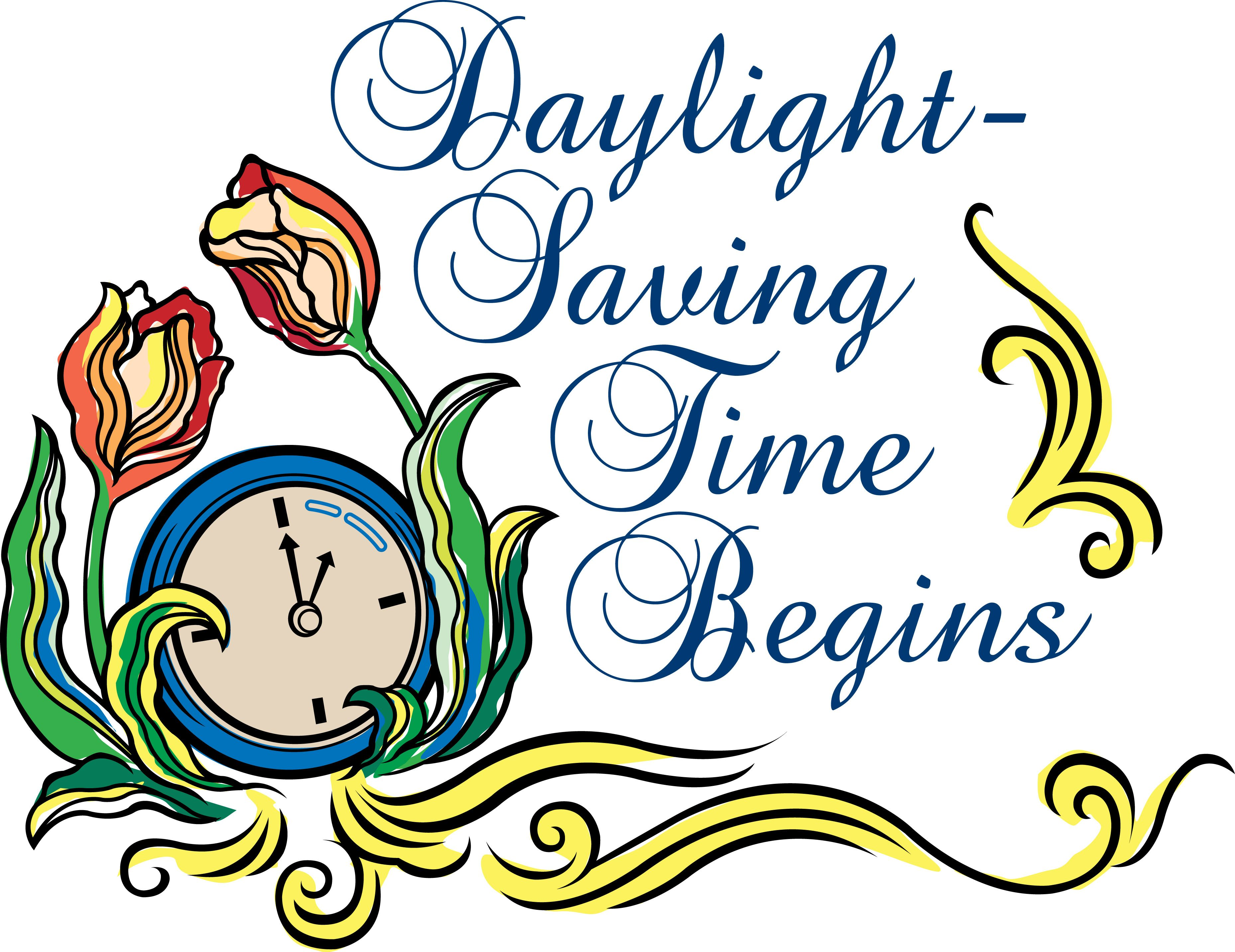 Daylight Savings Ends Clipart And Pictures