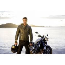 Photo of Highway 1 RooC leather jacket gray 52 Highway 1