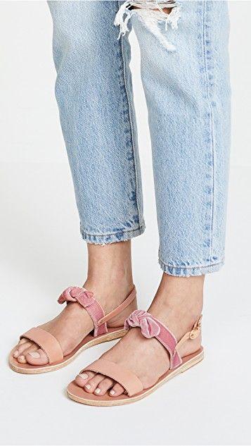 Ancient Greek Sandals Bow sandals 95ylF