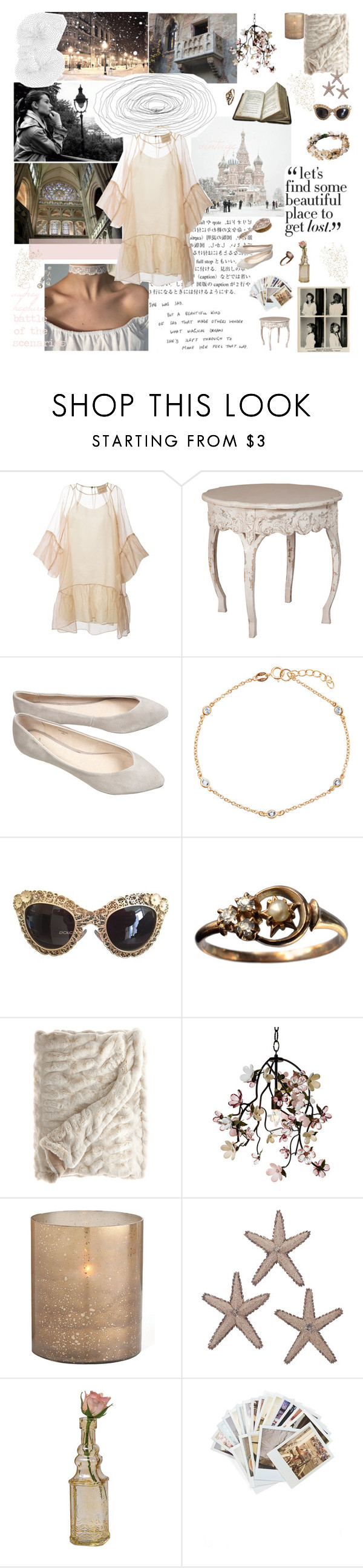 """""""choose"""" by my-pink-wings ❤ liked on Polyvore featuring Prada, VERONA, Erika Cavallini Semi-Couture, Tiffany & Co., Milly, BERRICLE, Dolce&Gabbana, Calypso Home, Erickson Beamon and Canopy Designs"""