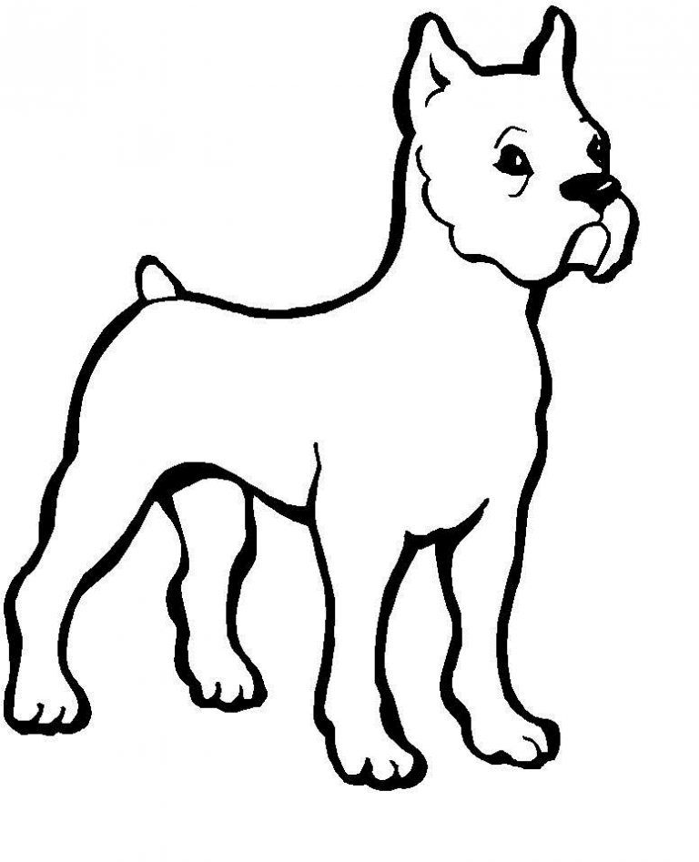 Free Printable Dog Coloring Pages For Kids Dog Coloring Page Animal Coloring Pages Dog Coloring Book