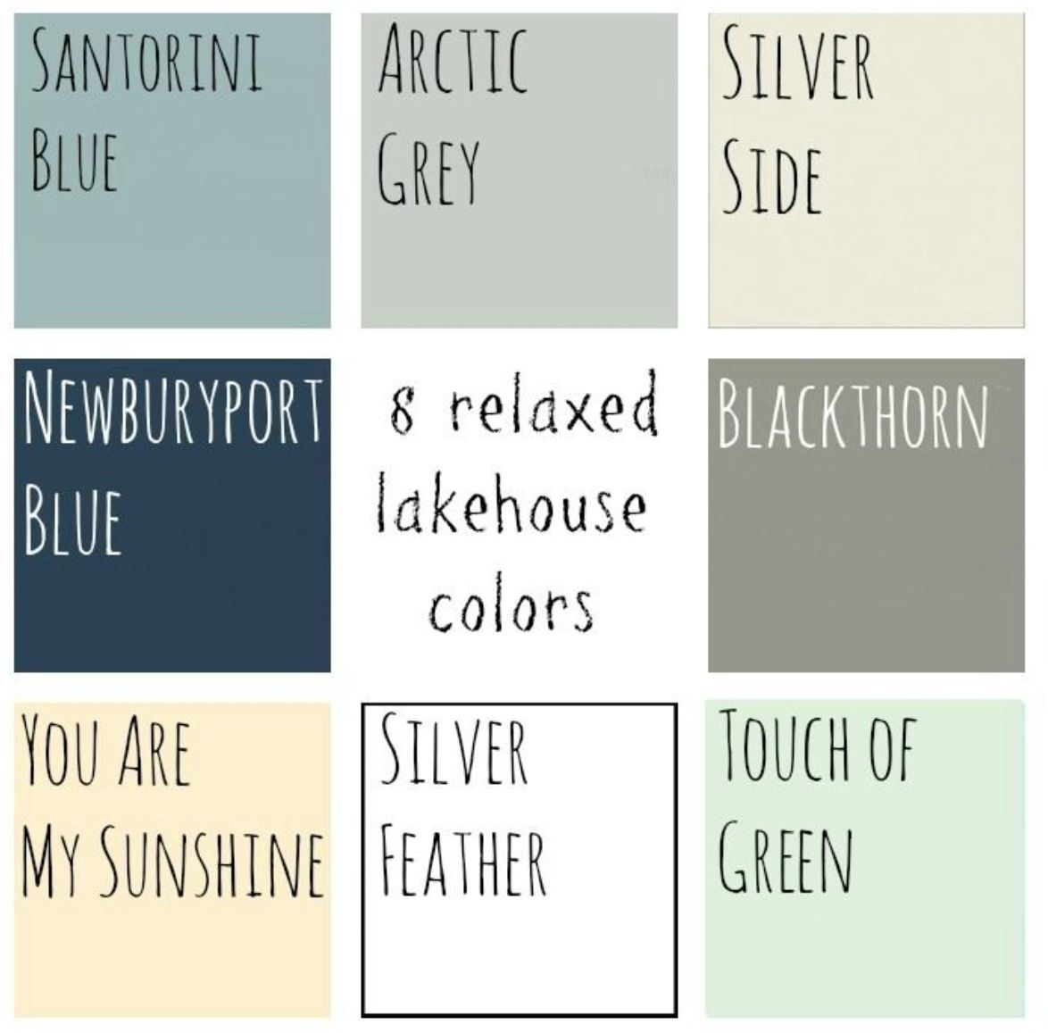 perfect lakehouse colors paint colors for home lake on lake house interior color schemes id=93782